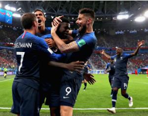 França vence Campeonato do Mundo de Futebol