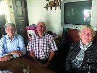 Longevidade de quatro irmãos entre 87 e 98 anos de idade