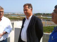 João Damasceno, Carlos Monteiro e António Salgueiro