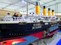 Cerca de 85 mil visitantes viram a exposição Titanic