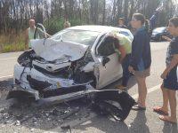 Acidente com três viaturas faz dois mortos e oito feridos em Mira