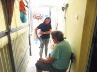 Visitas a casas de idosos de Cantanhede para apoio nos dias quentes