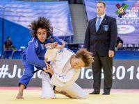 Catarina Costa consegue histórico 5.º lugar no Mundial de Judo
