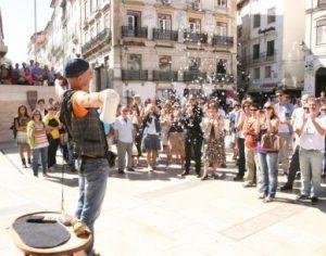 Coimbra volta a render-se à magia com encontros nas ruas até domingo