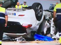 Dois mortos hoje no IC8 perto do Louriçal onde há um mês morreram seis pessoas