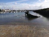 Prejuízos no porto da Figueira da Foz ultrapassam os cinco milhões de euros