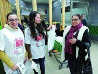 Solidariedade gerou tonelada e meia de bens alimentares em Oliveira do Hospital