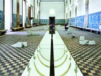 Parte do Mosteiro  de Santa Clara cedido  à Bienal Ano Zero