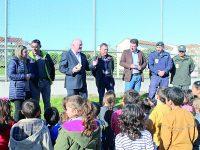 Soure envolve crianças no Dia da Floresta Autóctone