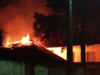 Fogo em aldeia de Cantanhede desaloja casal de octogenários