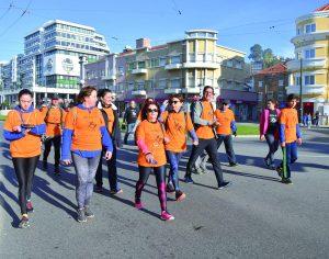 Coimbra correu pelos direitos humanos