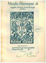 Livro valioso do séc. XVI regressa à biblioteca geral