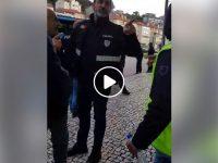 PSP abre processo interno a polícia por comportamento em Coimbra