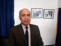 Manuel Veríssimo, presidente do conselho de administração do HDFF
