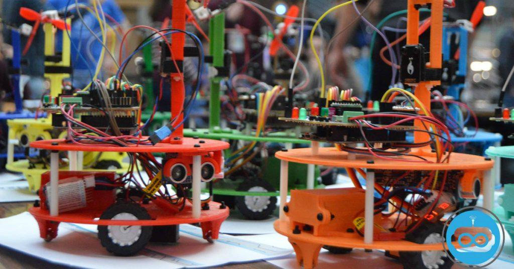 Coimbra acolhe competição de robótica para alunos do ensino básico até ao superior