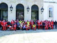 Pais Natal Motards entregam donativo ao Colégio de São Caetano