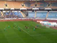 Académica vence o Farense (1-0) em Coimbra