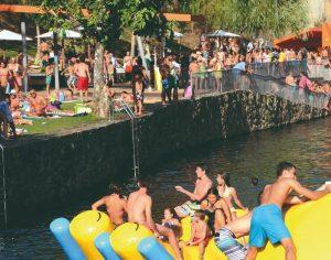 Festival de música na Pampilhosa da Serra desafia público a limpar linhas de água