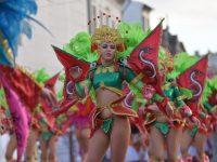Carnaval da Mealhada cheirou a Brasil