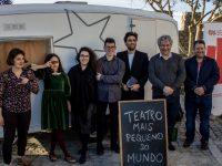 Penela, Góis e Tábua recebem o 'Teatro Mais Pequeno do Mundo'