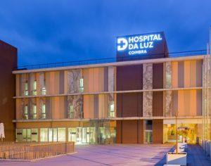 Compra de imóvel do Hospital da Luz em Coimbra notificada à Concorrência