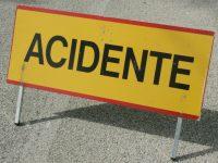 Despiste de carrinha de equipa de futebol na Guarda provoca um ferido grave