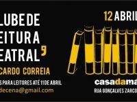 Clube de Leitura Teatral de Coimbra estende-se a Loulé com sessões mensais
