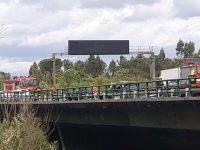 Acidente na A1 em Condeixa-a-Nova com três viaturas causa um morto e quatro feridos