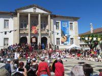 Feira Medieval anima centro histórico da vila