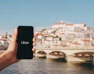 Uber chega a Coimbra