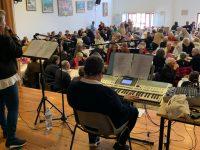 500 seniores em encontro de coros das universidades seniores em Miranda do Corvo
