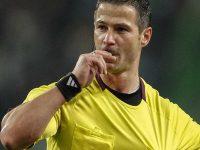 Manuel Mota é o árbitro do Varzim-Académica