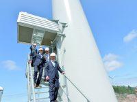 2,5% das receitas do novo parque eólico vão para o município de Penacova