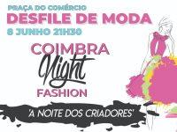 Coimbra Night Fashion chega amanhã à Baixa