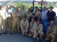 FOTO DR  Terminou no passado dia 21 de junho, mais uma formação, no Pólo de Semide do CEARTE