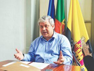 Emílio Torrão, presidente da CM de Montemor