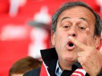 Michel Platini detido pelas autoridades francesas por corrupção