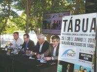 Gastronomia  e música  ao vivo complementam FACIT em Tábua