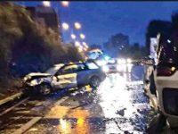 Noite nas estradas portuguesas com 41 acidentes, um ferido grave e 15 ligeiros