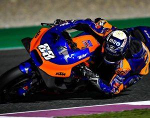 Miguel Oliveira desiste do GP da Catalunha de MotoGP devido a queda