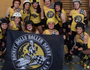 Coimbra volta a receber torneio internacional de 'roller derby'