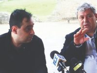 Ilídio Chaves e Emílio Torrão - Foto: Arquivo-D.B.