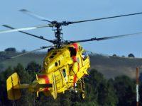 Três helicópteros Kamov autorizados a operar no combate