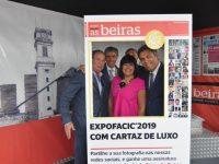 Dinâmica empresarial do concelho elogiada na abertura da Expofacic