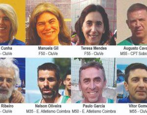 Atletismo: Oito atletas de Coimbra em ação no Europeu Master de Veneza