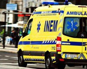 """Centeno diz que processo de aquisição de ambulâncias do INEM """"está em análise"""""""