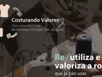 Arganil tem projeto para reaproveitamento dos tecidos e roupas usadas