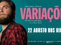 """""""Variações"""" estreia-se hoje em cerca de 60 salas de cinema portuguesas"""