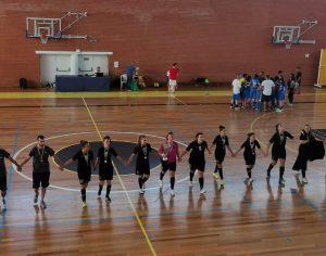 Académica vence Taça de Honra da AFC em Futsal Feminino