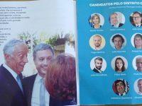 Marcelo desautoriza PS/Coimbra… que manda destruir flyer de campanha